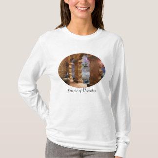 Poseidonの寺院 Tシャツ