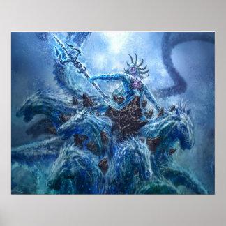 Poseidonポスター ポスター
