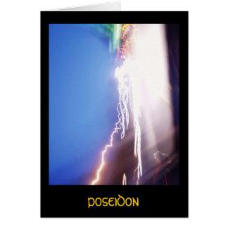 POSEIDON カード