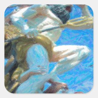 Poseidon スクエアシール