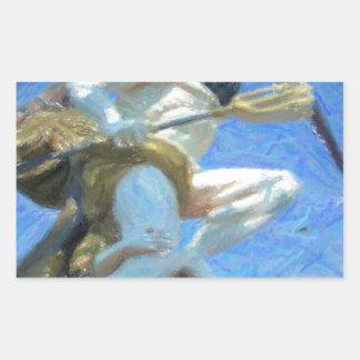 Poseidon 長方形シール