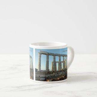 Poseidon - Sounioの寺院 エスプレッソカップ