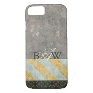 Posh iphone 8 case fabric prints iPhone 8/7ケース