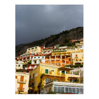 Positano、イタリア ポストカード