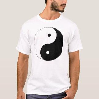 Positiven n否定的なyingヤン tシャツ