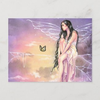 Postcard紗織の王女 葉書き