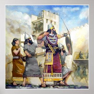 Posterアッシリアの王 ポスター
