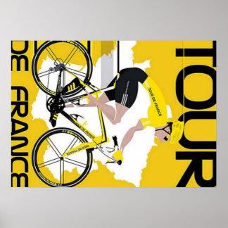 Poster Tour de France ポスター