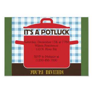 Potluck カード