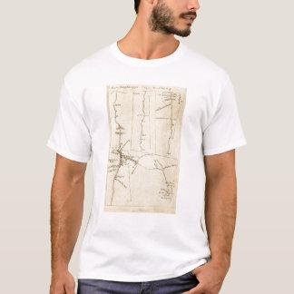 Poughkeepsieからアルバニー14への Tシャツ