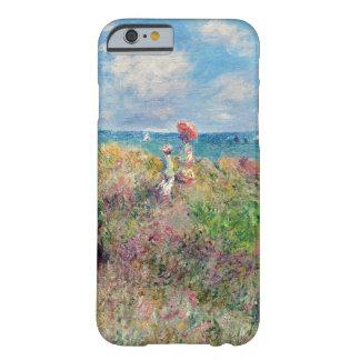Pourvilleのクロード・モネの崖の歩行 iPhone 6 ベアリーゼアケース