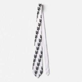POW/MIAの三角形のタケフレーム ネクタイ
