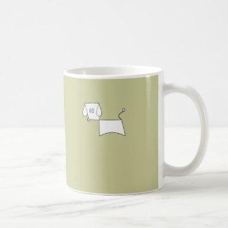 PowerPoint 1匹の微細な犬 コーヒーマグカップ