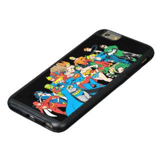 Powers™の極度のコレクション2 オッターボックスiPhone 6/6s Plusケース