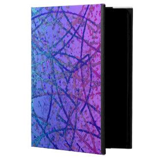PowisのiCaseのiPadの空気箱のグランジな芸術の抽象芸術 iPad Airケース