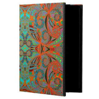 PowisのiCaseのiPadの空気箱の民族のスタイル iPad Airケース