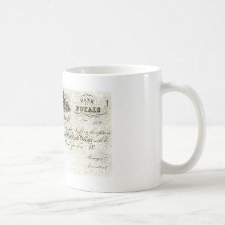 Poyaisの銀行券のマグ コーヒーマグカップ