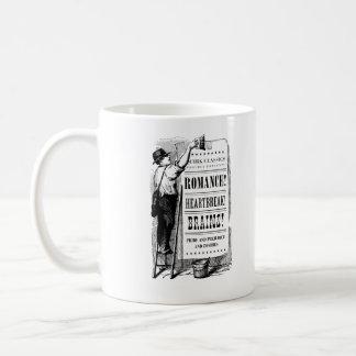 PPZの執権期間時代広告マグ コーヒーマグカップ