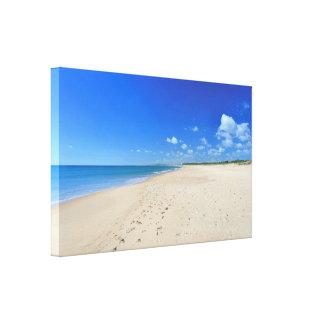 Praia de Monteゴードー キャンバスプリント