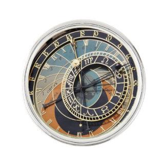 Praqueの天文時計 ラペルピン