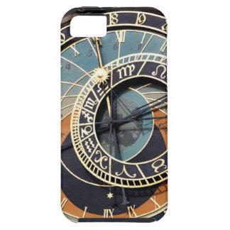Praqueの天文時計 iPhone SE/5/5s ケース