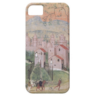 Prato都市、はりつけからの詳細、fの眺め iPhone 5 Cover