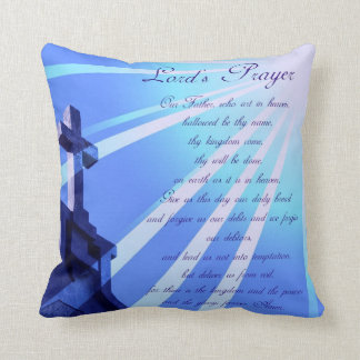 Prayer Design Pillow主の クッション