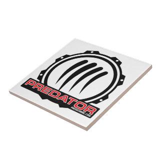 Predator Inc.のギアのロゴ タイル
