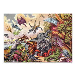 Prehistoric Playground カード
