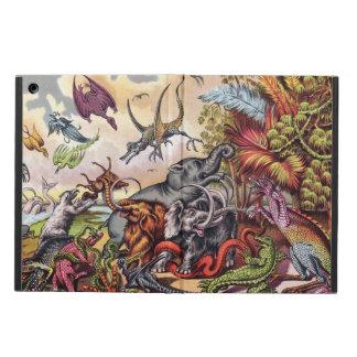 Prehistoric Playground iPad Airケース
