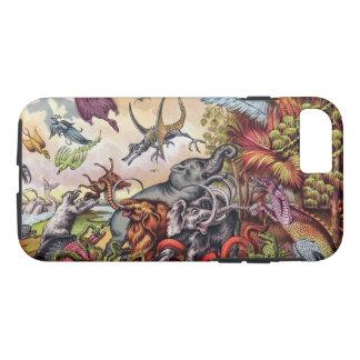 Prehistoric Playground iPhone 8/7ケース