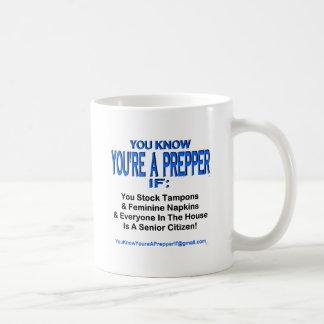 PREPPER 00003 コーヒーマグカップ