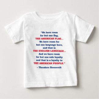 PRES26 1旗 ベビーTシャツ