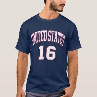 PresidenTees #16リンカーン Tシャツ