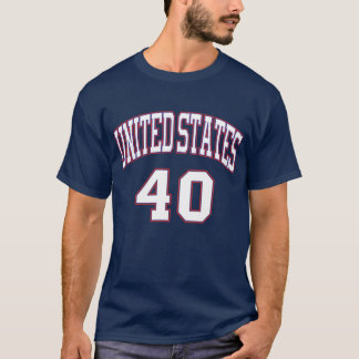 Presidentees #40レーガン tシャツ