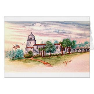 PRESIDEO公園、古い町サンディエゴ、カリフォルニア カード