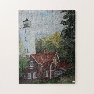 Presque Ilseの灯台パズル ジグソーパズル