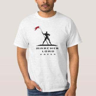 Press T-Shirt行進者の主 Tシャツ