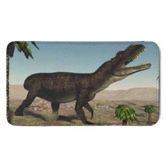 Prestosuchusの恐竜- 3Dは描写します Galaxy S5 ポーチ
