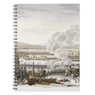 Preussisch-Eylauの戦い、1807年2月9日、e ノートブック