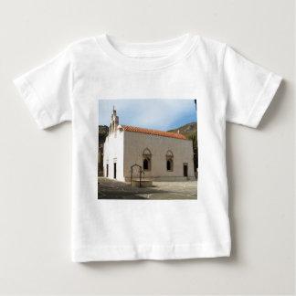 Preveli修道院クレタギリシャ ベビーTシャツ