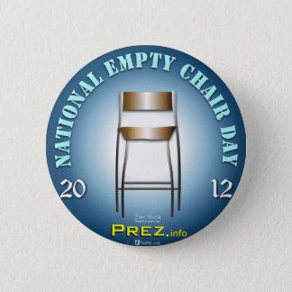 PREZ.info -空の椅子3 5.7cm 丸型バッジ