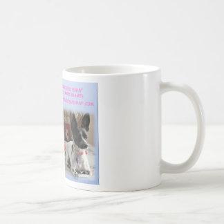 Priclessのペニーのコラージュ コーヒーマグカップ