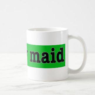 Priddymaid コーヒーマグカップ