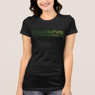 #Primeポンプ-割り当て(TM)の睡眠無し Tシャツ