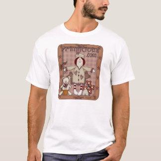 Primlicious.comのしぶきT Tシャツ