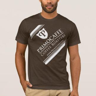 PrimoCaffeの乗組員のワイシャツ Tシャツ