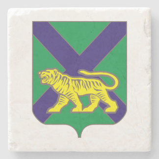 Primorskyのkraiの紋章付き外衣 ストーンコースター