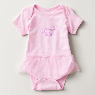 princess baby ベビーボディスーツ