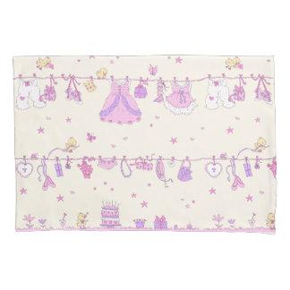 Princess Laundry 枕カバー